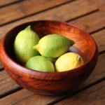 Gommage citron poudre d'orange