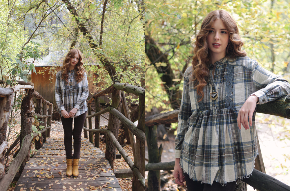 Lookbook Ruche automne