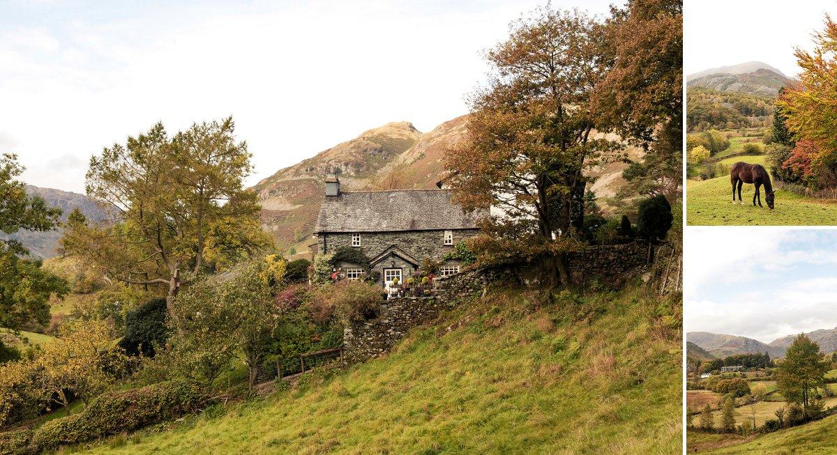Lake District Angleterre