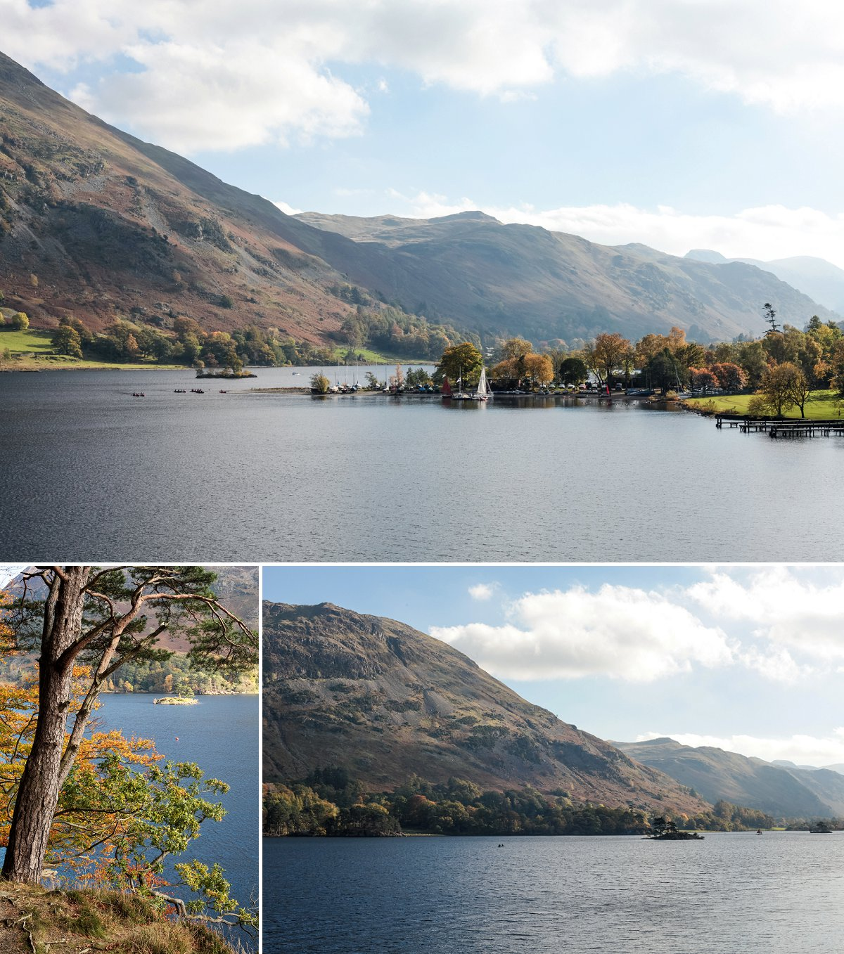 Lake District Angleterre